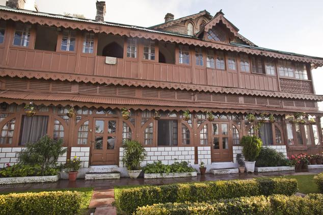 List Of  Star Hotels In Dalhousie